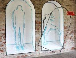 荷兰艺术家Daan Botlek街头艺术