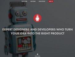 17个使用大背景图片的网站设计欣赏