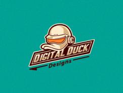 标志设计元素运用实例:鸭子(二)
