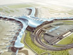 KPFw88手机官网平台首页:阿布扎比国际机场航站楼