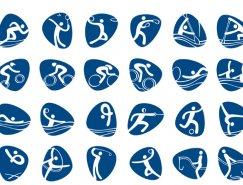里约奥运会及残奥会体育图标揭晓