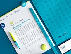 20个国外创意信封设计欣赏