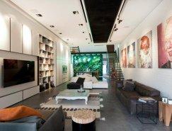 新加坡Terrace现代住宅设计