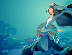 越南插画师Nguyen Thanh Nhan作品欣赏