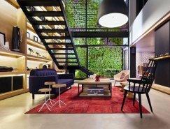 哥倫比亞波哥大Click Clack酒店設計