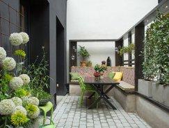 瑞典简约温馨的公寓设计