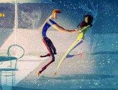 Pascal Campion温馨浪漫的插画欣赏