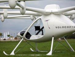 E-Volo:18旋轉翼電動直升機VC200