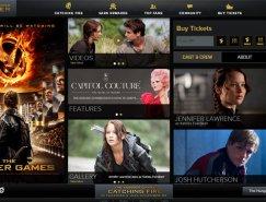 30个漂亮的国外电影官方网站欣赏