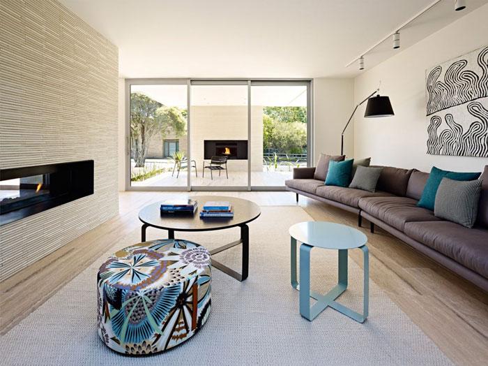 加州现代主义风格别墅欣赏
