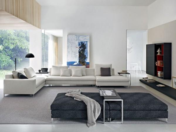 Molteni c for Einzimmerwohnung design