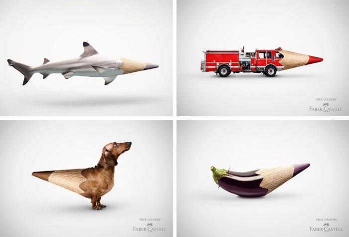 别把设计想复杂:视觉设计中的图形创意
