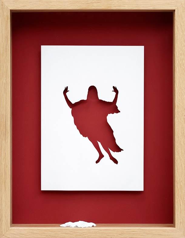 丹麦剪纸艺术家peter callesen创意剪纸欣赏(2)