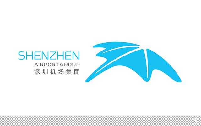 深圳宝安国际机场启用新logo