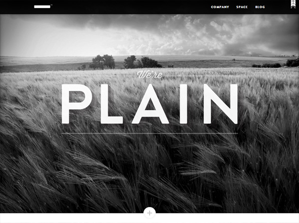 25个创意大背景图片的网站欣赏
