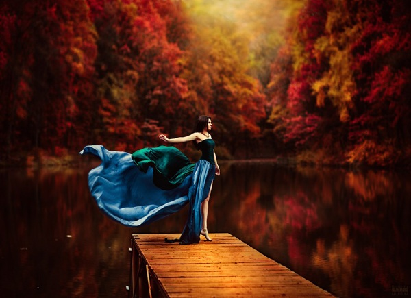 Svetlana Belyaeva优雅的人像摄影作品图片