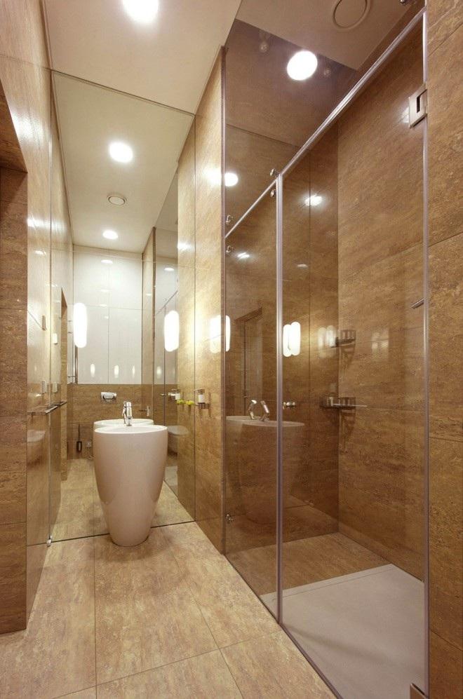 莫斯科现代优雅的豪华公寓设计 2 设计之家