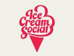 标志快3彩票官网元素运用实例:冰淇淋
