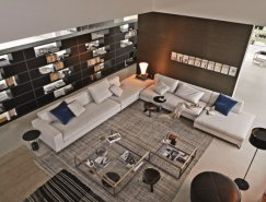 Molteni C现代沙发设计