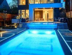 Dwell On Despard:加拿大奢华时尚的现代豪宅