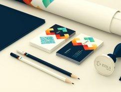 巴塞羅那創意機構EDKA視覺形象設計欣賞