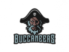 标志设计元素运用实例:海盗(二)