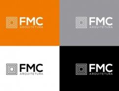 品牌设�计欣赏:FMC建筑事务所