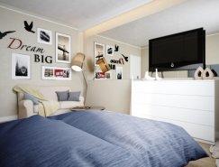 Sergey Baskakov:小公寓的大梦想