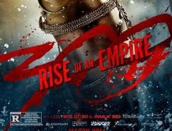电影海报欣赏:300勇士:帝国崛起
