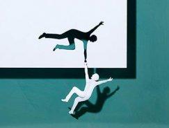 丹麦剪纸艺术家Peter Callesen创意剪纸欣赏