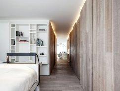 巧妙的储物空间:现代简约的小公寓欣赏