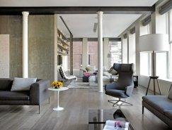 纽约Bond街典雅现代Loft公寓