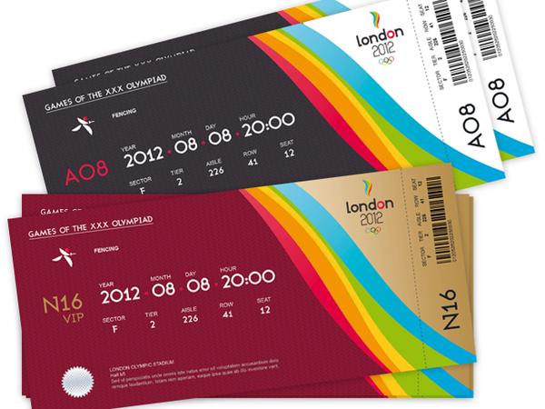 门票设计_门票设计模板_门票袋子设计