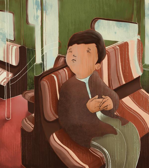 Jubenal Rodriguez概念人物插画欣赏