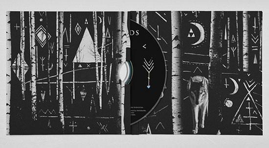 20个国外个性创意的音乐专辑封面设计图片