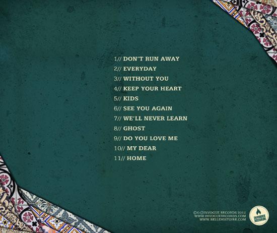 专辑封面设计(2)