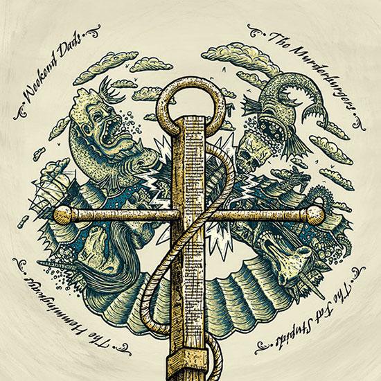 20个国外个性创意的音乐专辑封面设计(2)