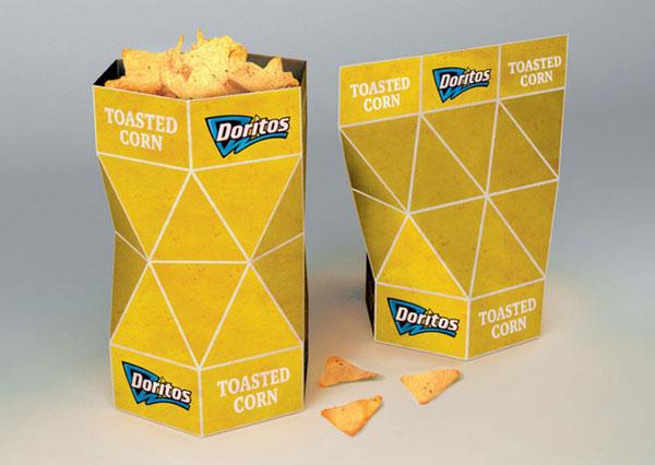 30款国外创意薯片包装设计