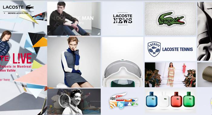 60个设计抢眼的时尚网站欣赏