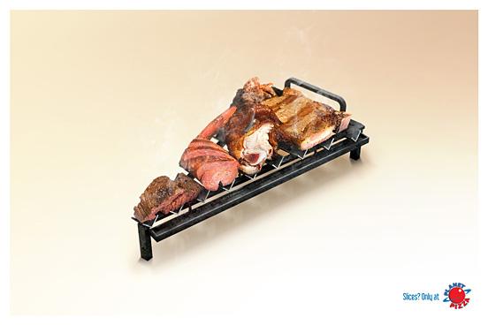 食品类获奖平面广告欣赏
