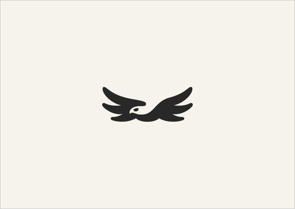 21款负空间Logo欣赏