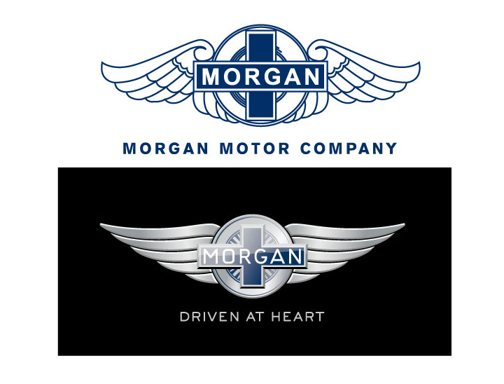 ORGAN摩根汽车标志矢量图高清图片