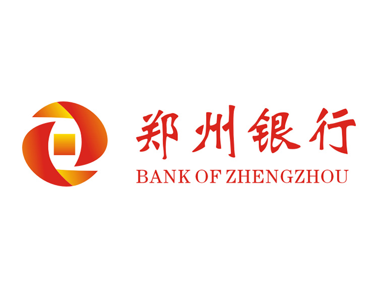 郑州银行标志矢量图