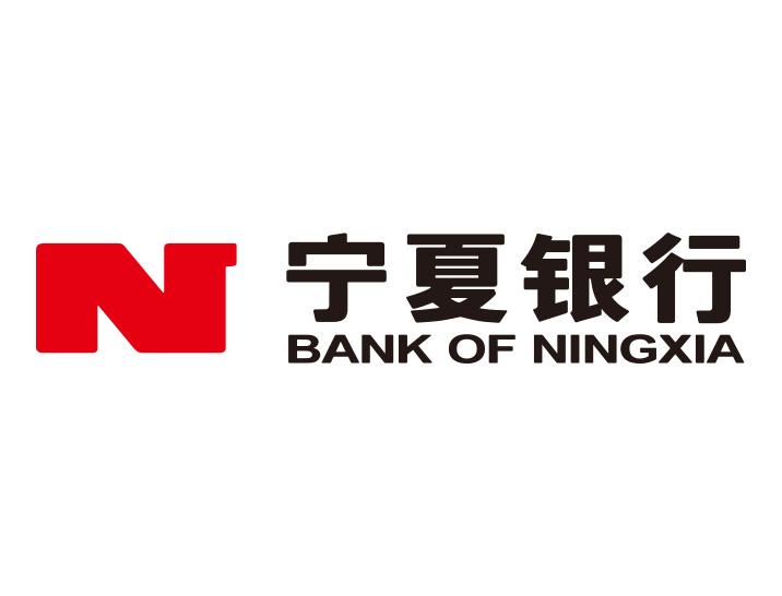 招商银行logo矢量图_宁夏银行标志矢量图 - 设计之家