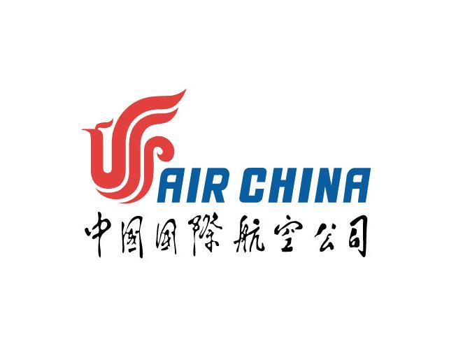 中国国际航空公司标志矢量图