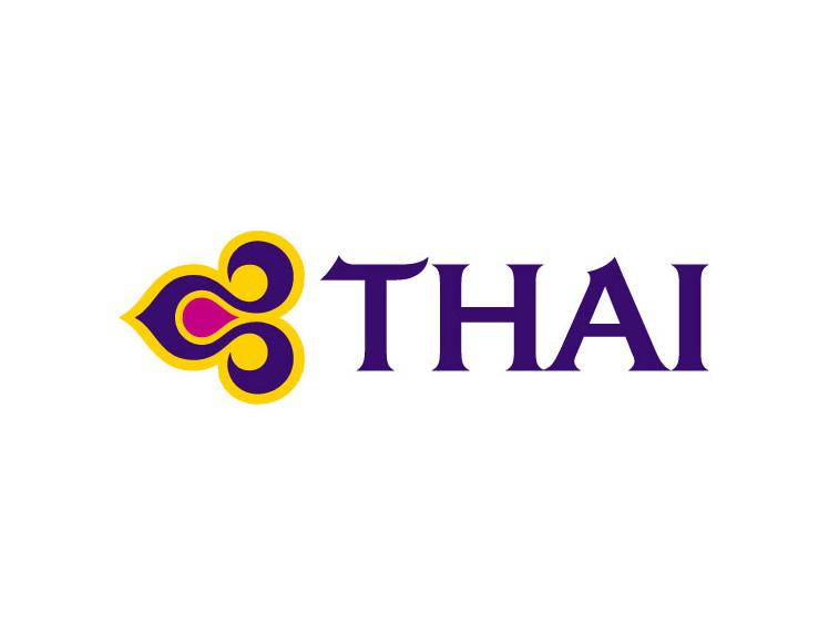 泰国航空标志矢量图