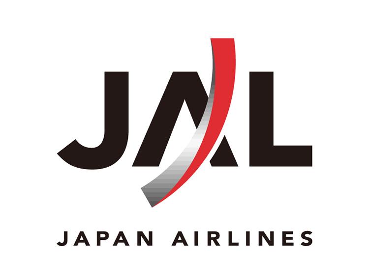 日本航空公司标志矢量图