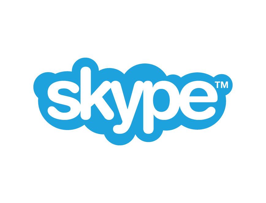 skype标志矢量图 - 设计之家