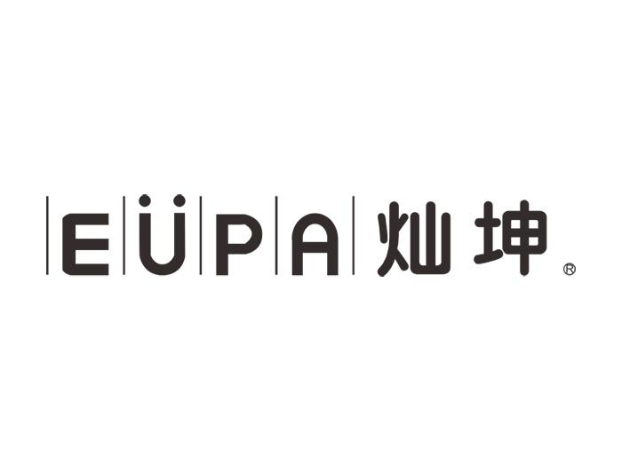 灿坤(eupa)标志矢量图