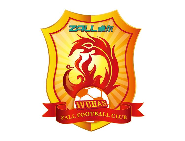 武汉卓尔队徽logo矢量图
